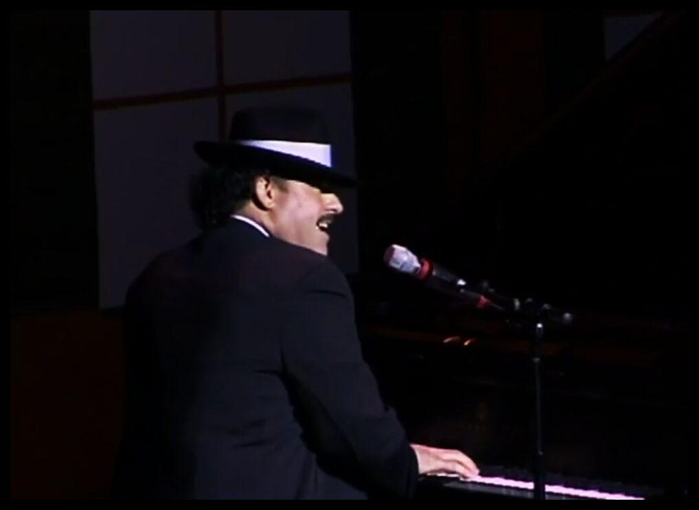 alan at the piano