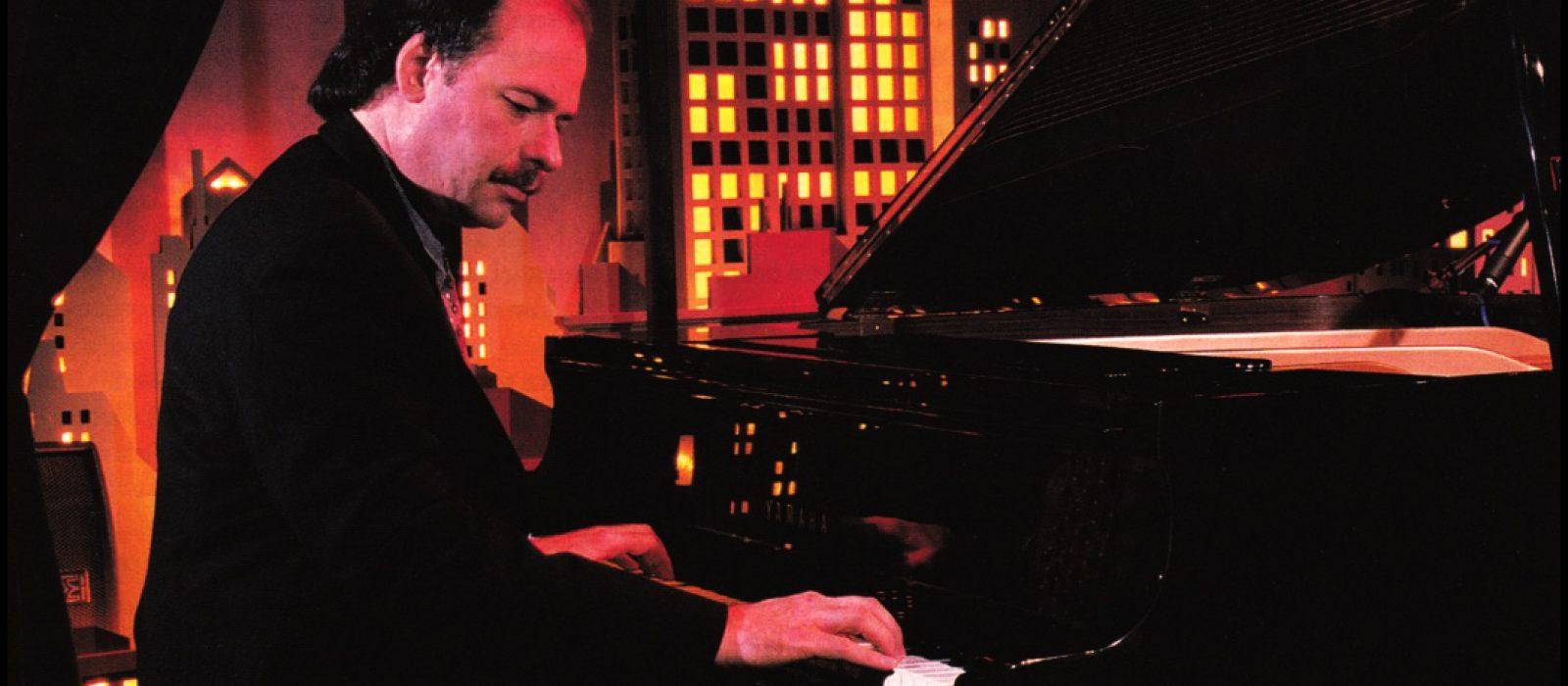 Alan Ripa At The Piano